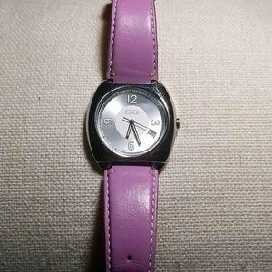 Coach Timepiece - Lilac
